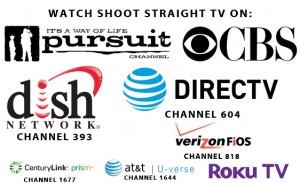 watch shoot straight tv on directtv, dish, roku, verizon fio, at&t, century link prism