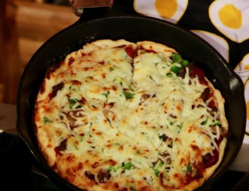 Venison Lodge Pizza