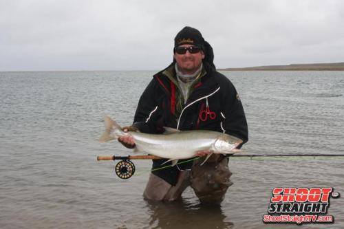 Arctic Fishing Shoot Straight TV