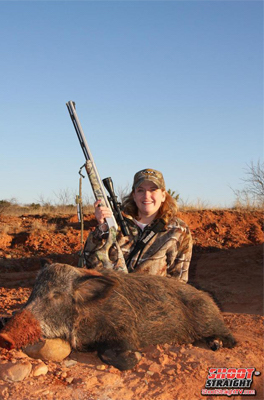Hog hunting shoot straight tv
