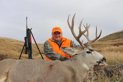 Mule deer hunting shoot straight tv