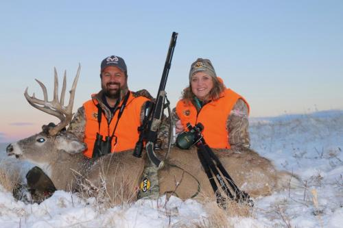 whitetail deer hunting shoot straight tv