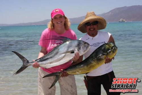 Mexico fishing shoot straight tv